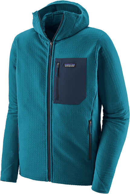 PATAGONIA Micro Puff Storm Giacca outdoor per Uomo fire